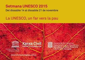 Setmana_UNESCO_2015